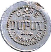 5 Centimes Café Dupuy Générargues (30) – obverse