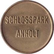 Token - Schlosspark Anholt – obverse