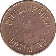 Safe Deposit Token - Pohlschröder (Neuweirer) – reverse