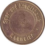 Safe Deposit Token - Pohlschröder (Neuweirer) – obverse