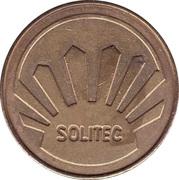 Token - Solitec – obverse