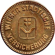 Token - Wiener Städtische Versicherung – obverse