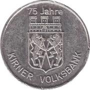 Token - 75 Jahre Kirner Volksbank – obverse