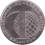 Token - Transmar Kongress Hotel (Erlangen) – obverse