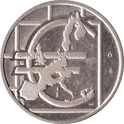 Token - Hellas Euro – reverse