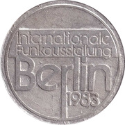 Token - Berlin (Internationale Funkausstellung) – obverse