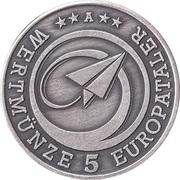 Token - 5 Europataler – obverse