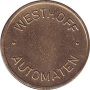 Token - Westhoff Hummelo – reverse