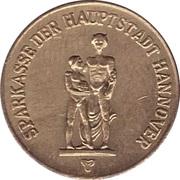 Token - Sparkasse Weltspartag 1966 (Hannover) – obverse