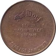 0.5 Joachimstaler (Berlin) – reverse