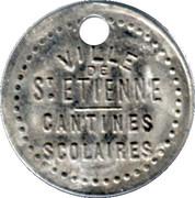 1 Franc Cantines Scolaires -Saint-Etienne [42] – obverse