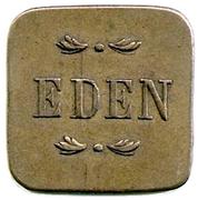 1 Franc - Eden - Saint Etienne [42] – obverse