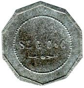 2 Francs - St Gobain, Chauny & Cirey - Sain-Bel [69] – obverse