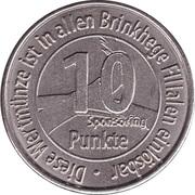 Token - Brinkhege (10 Punkte) – reverse