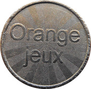 Token - Orange – obverse