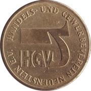 Token - HGV Neuenstein – obverse
