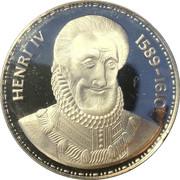 Token - Henri IV 1589-1610 – obverse