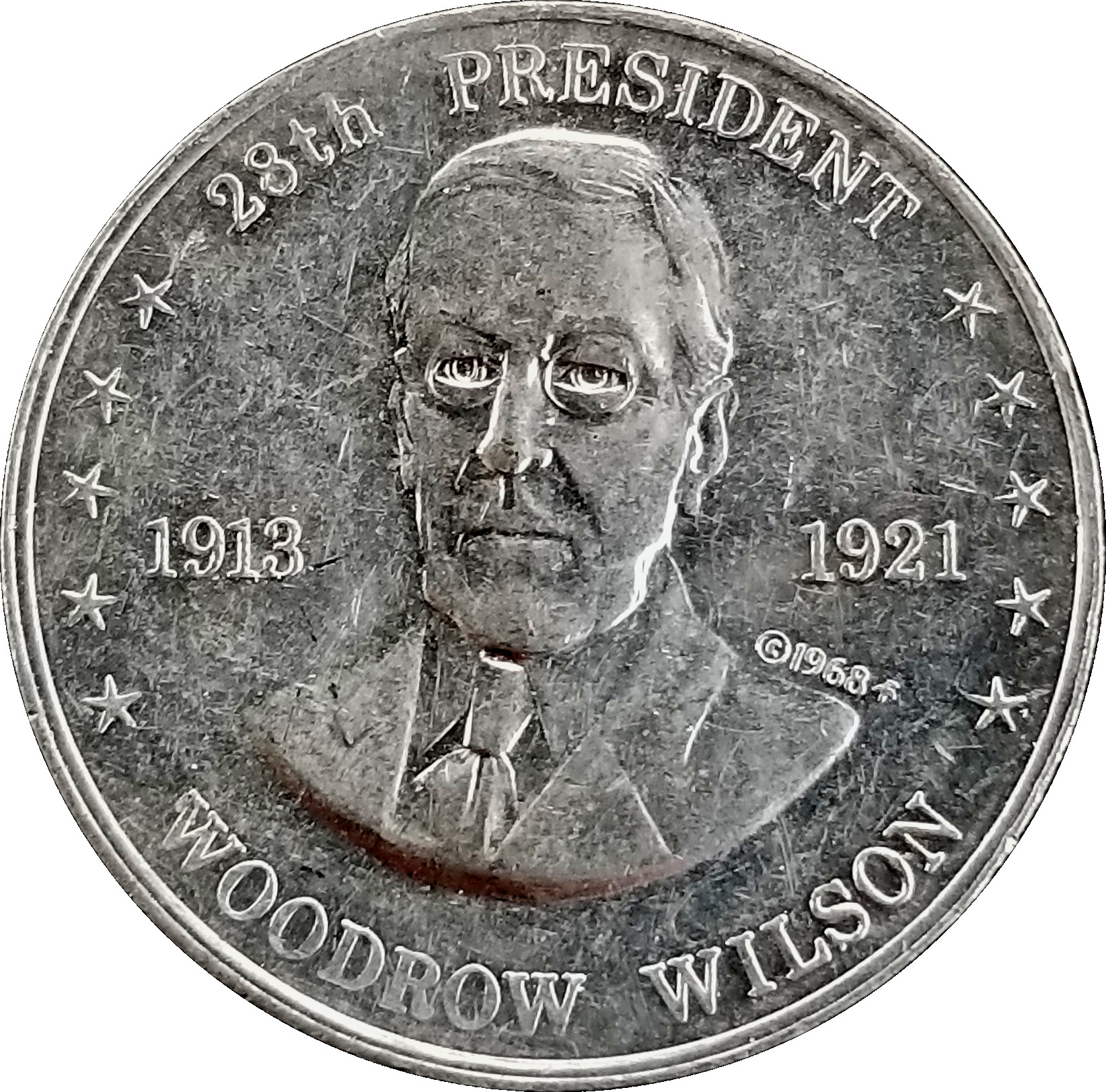 shells mr president coin game