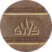 Token - GWS Wert-Marke – obverse