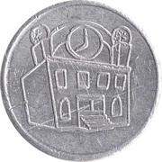 Token - Baumarke Schaubühne Lindenfels (Without date) – reverse