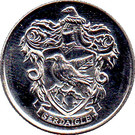 Token - Harry Potter and the Chamber of Secrets (Serdaigle / Ravenclaw) – obverse