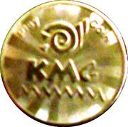 Jeton KMG Play Coin – obverse