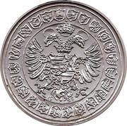 Token - Cafes Legal (Thaler du Tyrol 1589) – reverse