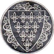 jeton medaille philippe IV 1285 1314 – reverse