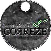 Shopping Cart Token - Correze – obverse