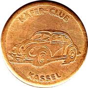 Token - Käfer-Club Kassel – obverse