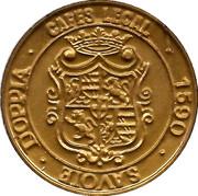 Token - Cafes Legal (Savoie Doppia 1590) – obverse