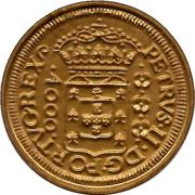 Token - Cafes Legal (4000 Reis Bresil 1694) – reverse