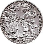 Token - Cafes Legal (Saint Siege Escudo 1785) – reverse