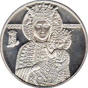Medaille Pope John Paul II – reverse