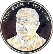 Token - Les présidents Français (Léon Blum) – obverse