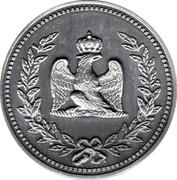 Médaille Napoléon 1 er ( Editions Atlas ) – reverse