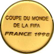 Token - FIFA World Cup – obverse