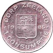 Token - Dorp Zeeland (de Morgenzon) – obverse