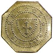 5 - Patronage Saint Thomas d' Aquin - Le Havre – obverse