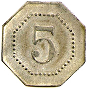 5 - Patronage Saint Thomas d' Aquin - Le Havre – reverse