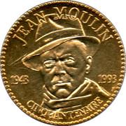 Medal - Jean Moulin – obverse