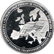 Token - UEFA 1992 (Real Madrid) – obverse