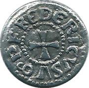 Token - Collection Panzani (Denier de la principauté d'Orange, Guillaume V, 1182-1224) – obverse