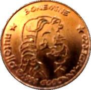 2 Centsesterces - Nutella (Bonemine) – obverse
