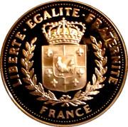 Société Française des monnaies - Marianne Triomphante – reverse