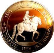 Collection Rois et Reines de France - Henri IV  1553-1610 – obverse