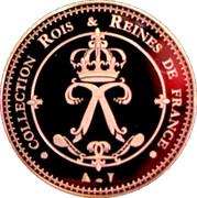 Collection Rois et Reines de France - Henri IV  1553-1610 – reverse