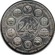 EUROPA - Medal – reverse