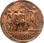 Replica WRL - Reproduction Sestertius of Domitian (Soldiers) – reverse
