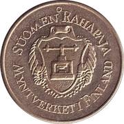 Token - Suomen Rahapaja (Helsinki) – reverse